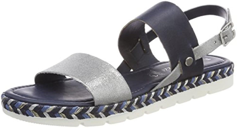 Marco Tozzi Premio 28631 Sandali con Cinturino alla alla alla Caviglia Donna   Primo gruppo di clienti    Scolaro/Ragazze Scarpa  9ca787
