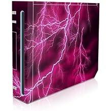 DecalGirl Nintendo Wii Skin Design Aufkleber Schutzfolie Sticker - Apocalypse Pink