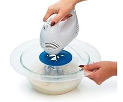 Star Ssto 30cm Multi-purpose Splatter Screen Splash Guard Egg Bowl Whisks Screen Cover Universal Lid With Splash Guard Mixing Bowl Splash Guard
