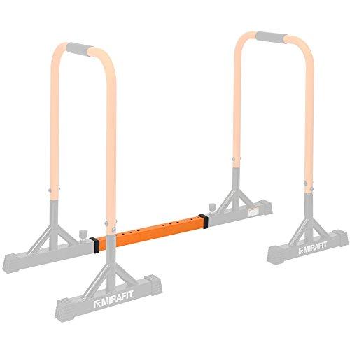 Mirafit Verstellbarer Abstandhalter für parallele Dip-Stangen