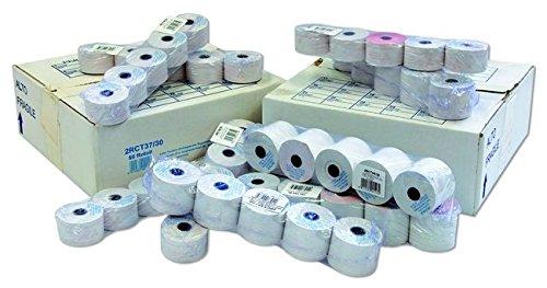 Paquete 50 unidades. Rollos papel homologados caja