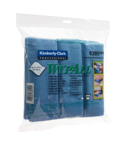 kimberly-clark-840904-serviettes-de-microfibre-bleu-wypall-6-units