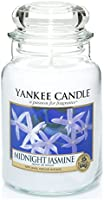 Yankee Candle Midnight Jasmine Jar Candle - Large