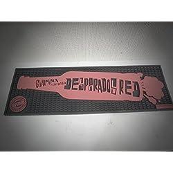 """Desperados """"rojo"""" camino de Bar (Bar mat)"""