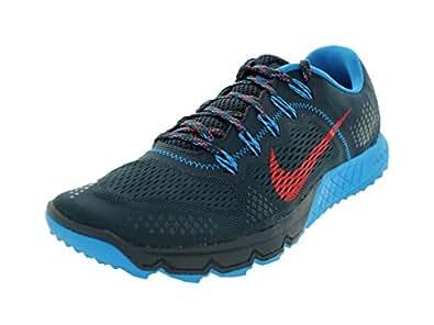 Nike - Running - Zoom Terra Kiger - Taille 42 1/2 - Bleu