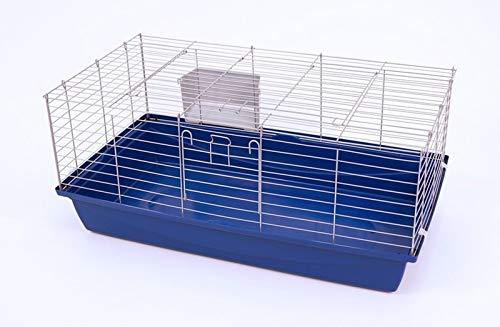 M.O. XXL Meerschweinchenkäfig Hasenkäfig Nagerkäfig 1,20m