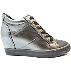 Sneakers Donna VOSS METAL GOAT R0607 Antracite Polacchine Donna Casual