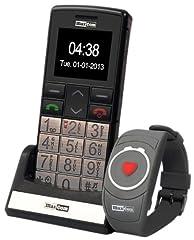 MM 715 Großtasten Handy