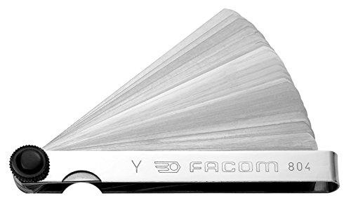 Facom 804AM Jauge d'Épaisseur Métrique Lamelle à Bout Pointu pas cher – Livraison Express à Domicile