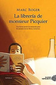 La librería de Monsieur Picquier par Marc Roger