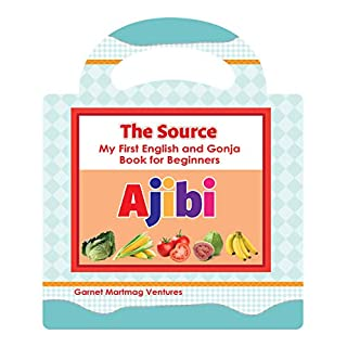 Ajibi (The Source: My First English and Gonja Book for Beginners) (Gonja) (English Edition)