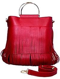 Chandrika Premium Women Handbag, Stylish Bag In Bag, Bag And Sling Bag Combo Made Of PU Leather (CH-WB-10),