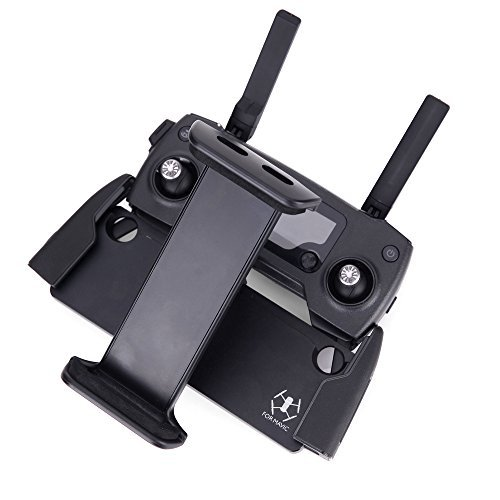 a2e2f9af853 DJI Mavic Pro Tablet Holder Stand HOBBYTIGER Aluminum-Alloy Mavic Remote  Controller Accessories Foldable 4-12 Inch Phone Ipad ...