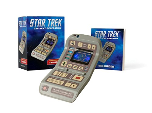 Star Trek. Light-and-sound Tricorder (Deluxe Mega Kit) por Mini Kits