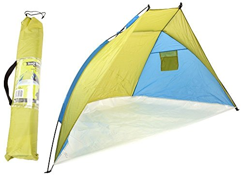 UKHobbyStore Beach Tent ...  sc 1 st  UK Sports Outdoors C&ing Hiking Jogging Gym fitness wear Yoga & UKHobbyStore Beach Tent u0026 Festival Shelter With Poles u0026 Pegs Adult ...