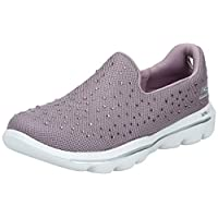 Skechers Go Walk Evolution Ultra, Women's Shoes, Purple, 7 UK (40 EU)