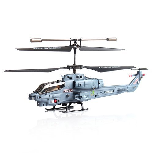 Syma S108G 3.5 Channel RC Helicopter with Gyro, Exemplar: S108G, Toys & Gaems