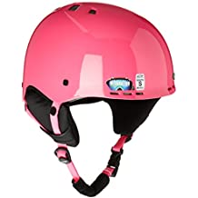 SMITH OPTICS Ski- Und Snowboardhelm Holt Junior - Casco de esquí, color rosa claro, talla M