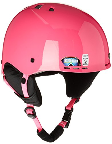 Smith Optics Kinder Ski- Und Snowboardhelm Holt Junior Bright Pink -