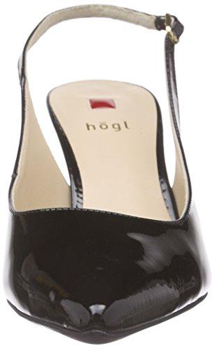 Högl 1- 10 6804, Escarpins femme Noir - Schwarz (0100)