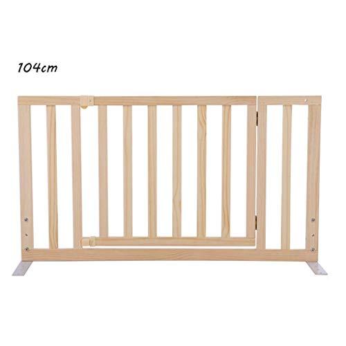 MY1MEY Schutzschiene Bettgitter aus Holz, King-Size-Bett Universal-Bett Babyzaun Absturzsicherung Vertikaler Lift Kopfteil Reling Höhe 75cm (Größe: 104c -