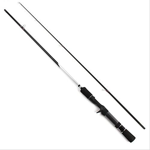 CAISHEN ® 1,8 Meter Silber Glas Stahl Pistole Griff Angelruten Meer Angeln Bootsangeln Angeln - Spinnruten Glas