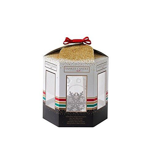 Scheda dettagliata YANKEE CANDLE Confezione Regalo Bruciatore per Tart e 3 Tart, Multicolore