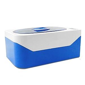 Bvc Ultraschallreiniger Ultraschallbad Reinigungsgerät mit Edelstahltank, 205 X 115 X 90 mm (400Ml)
