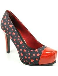 Suchergebnis auf für: Tamaris High Heel Pumps rot