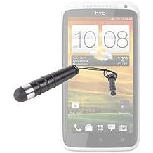 Mini Stylet avec cordon d'attache solide pour écran de Smartphone Lenovo Vibe X2 Pro, Lenovo P90 et ZUK Z1 5,5 '' 4G, VIBE X2 PRO, LG G Flex 2 et Nokia 215 - Garantie 5 ans