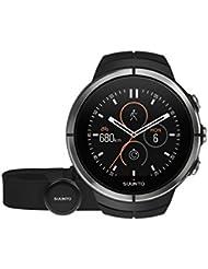 Suunto, Spartan Ultra HR, GPS-Uhr für Multisport-Athleten, Unisex, Herzfrequenzmesser +  Brustgurt, Farbtouchscreen