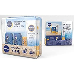 NIVEA Sun Pack Minis Solares - 150 ml