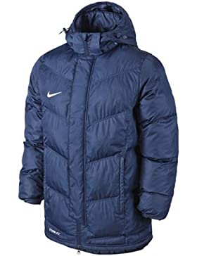 Nike Jacket Team Winter Chaqueta, Hombre, Negro / Blanco (Obsidian / White), M