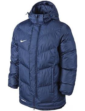 Nike Jacket Team Winter Chaqueta, Hombre, Negro / Blanco (Obsidian / White), S