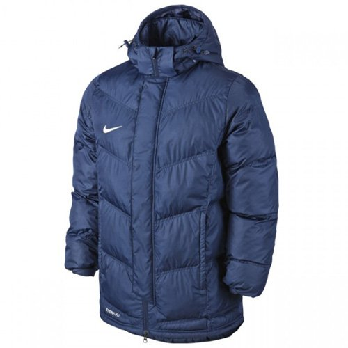 Nike Herren Winterjacke Team Winter obsidian/White