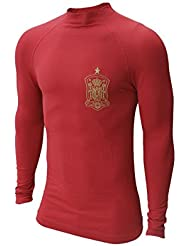 Sandsock 41901.003.2 Camiseta Térmica, Rojo, S
