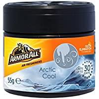 Armor All GAA18535AB Gel Can Air Freshener - Arctic Cool, Grey preiswert