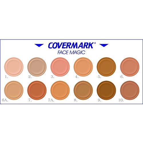 Covermark Shade 7A Face Magic Make Up
