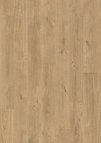 Megafloor EHC001 Comfort Korkboden, 8 mm mit 1, 99 m² im Paket, Jacksonville Eiche natur