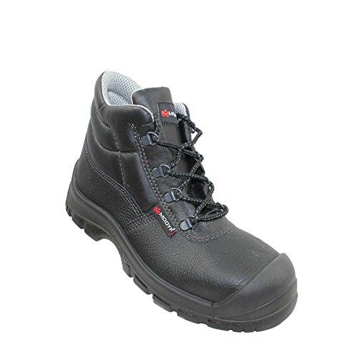 Modyf baustiefel pro uK s3 sRC chaussures berufsschuhe businessschuhe chaussures de trekking (noir) Schwarz