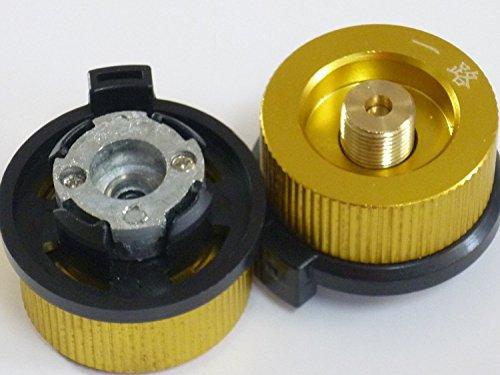 Preisvergleich Produktbild ine2wo3Golden Zirkular Gasherd Kopf Länge Tank Umbau, Interfaces Herd