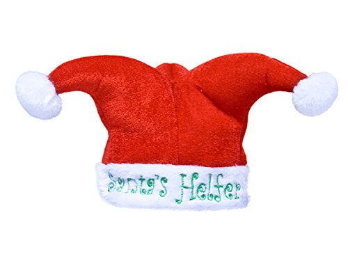 (Alsino Weihnachtsmütze Babys Weihnachten Santas Helfer wm-97)