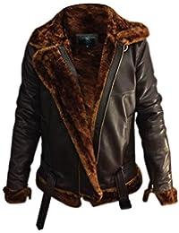 Suchergebnis auf für: Lammfell mantel Leder