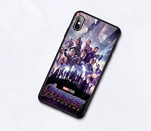 f83e525ebd0 Sun Light Marvel'S The Avengers iPhone7 / 8,iPhone7plus / 8plus, iPhone X La
