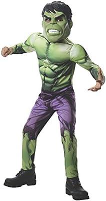 Disfraz de Hulk Vengadores Unidos para niño - 5-7 años