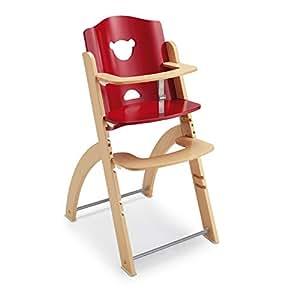 pali spa chaise haute cerise noire pappy re b b s pu riculture. Black Bedroom Furniture Sets. Home Design Ideas