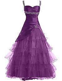 sunvary 2014 nueva a-line vestidos de quinceañera para vestidos de novia de organza de