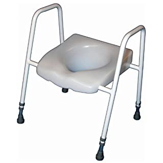 Aidapt President Raised Toilet Seat and Frame (Eligible for VAT relief in the UK)