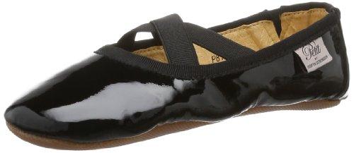 Petit By Sofie Schnoor Indoor Shoe-pantent, Chaussons fille Noir - Noir
