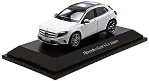 Schuco - B66960266 - Véhicule Miniature - Modèles À L'échelle - Mercedes-benz Gla - 2014 - Echelle 1/43
